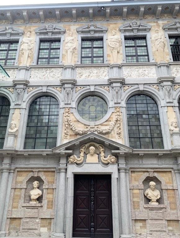 Antwerp, Rubenshuis