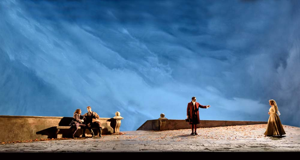 Werther - Royal Opera House Production Image