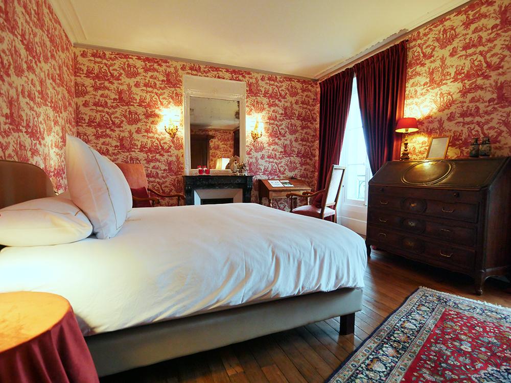 Château de Picheny - Bedroom in Suite - Visit l'Aisne