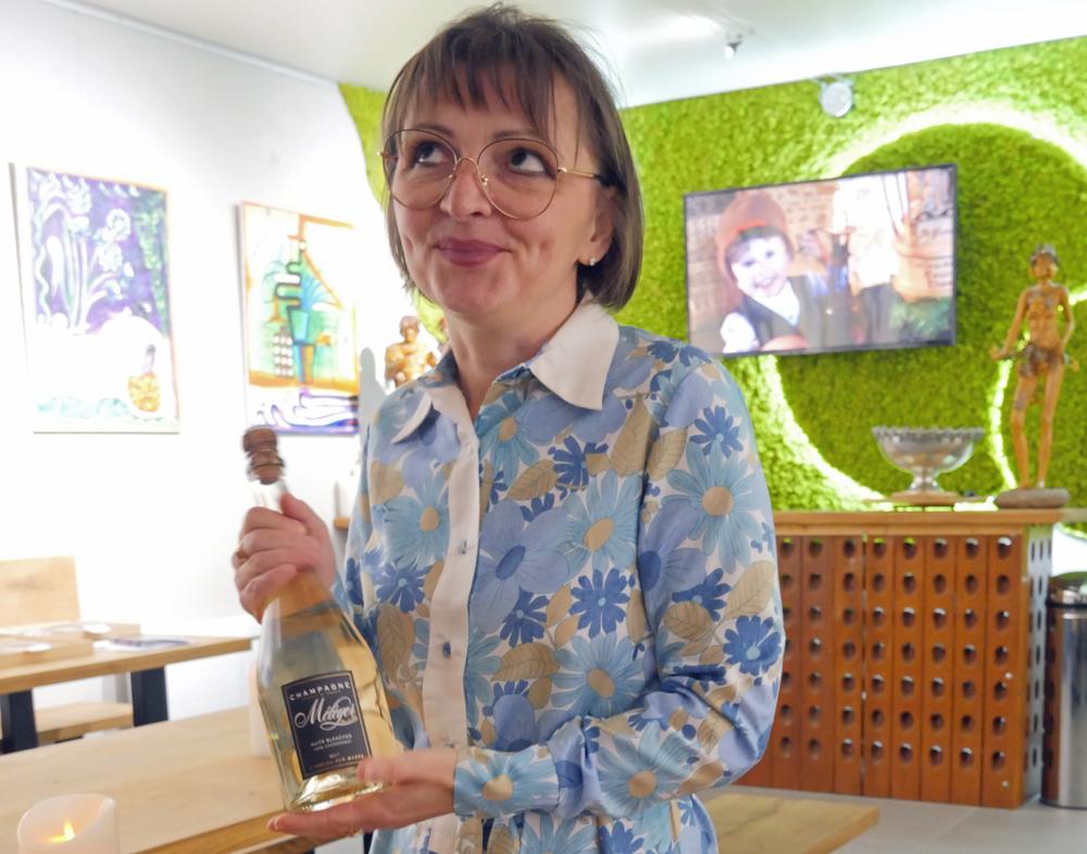 Champagne Meteyer - Anna