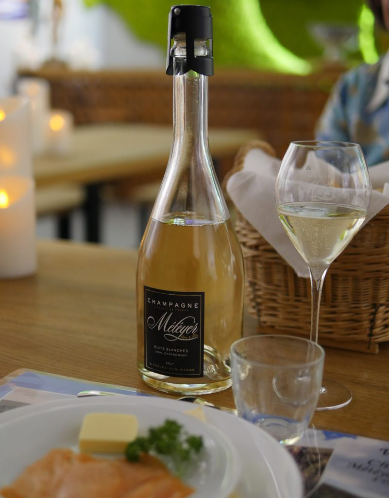 Champagne and Food Pairing with Champagne Meteyer - visit l'aisne