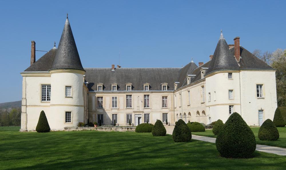 Chateau de Conde - Aisne