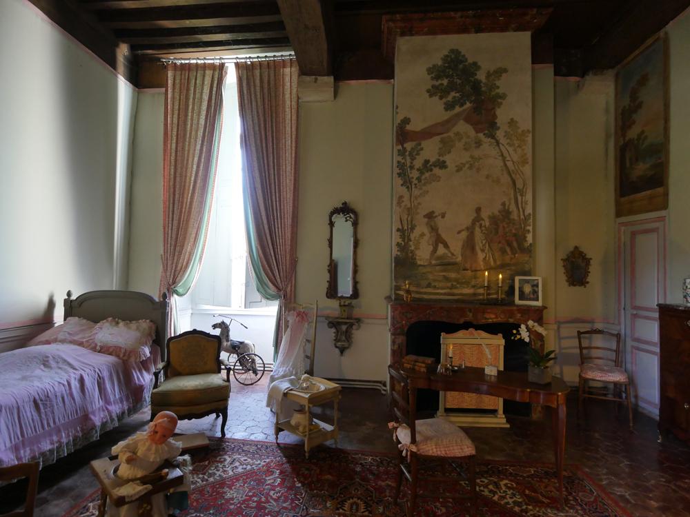 Chateau de Conde - Bedroom
