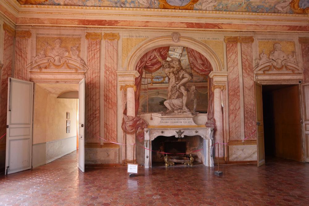 Chateau de Conde Grand Roome