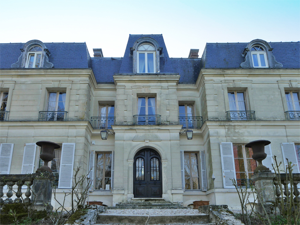 Chateau de Pichaney - visit l'Aisne
