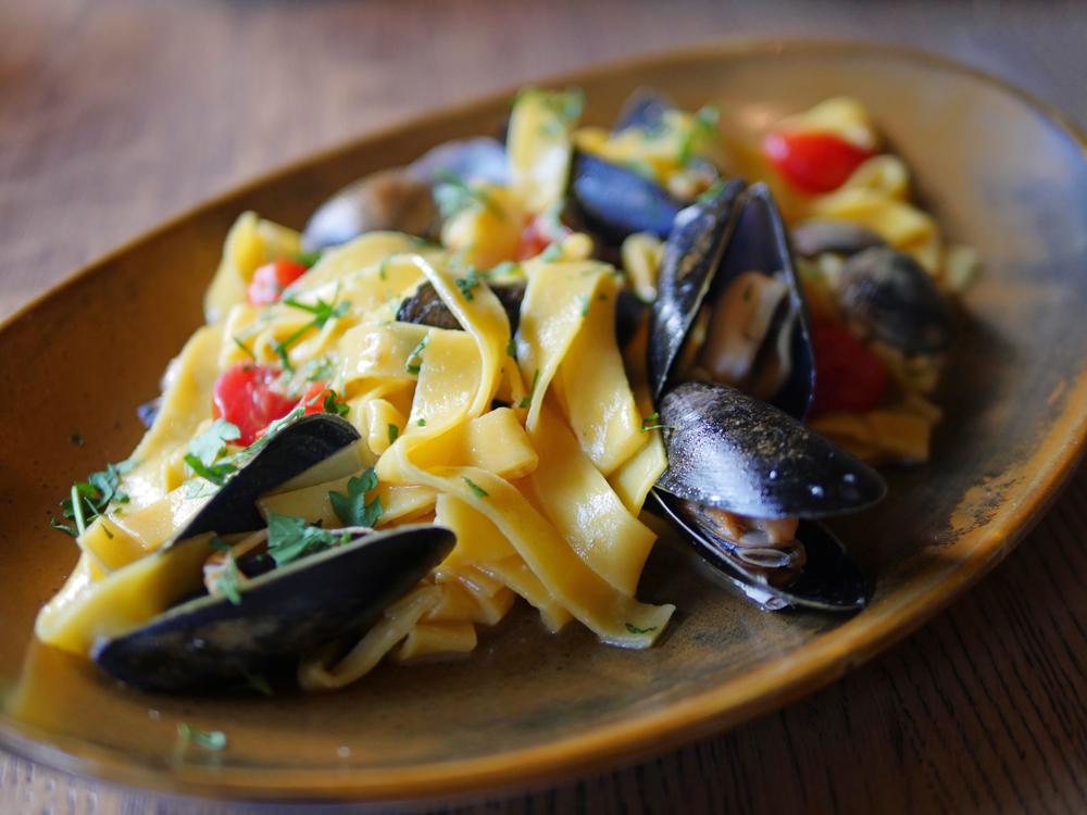 Fucina - Amalfi Pasta Dish