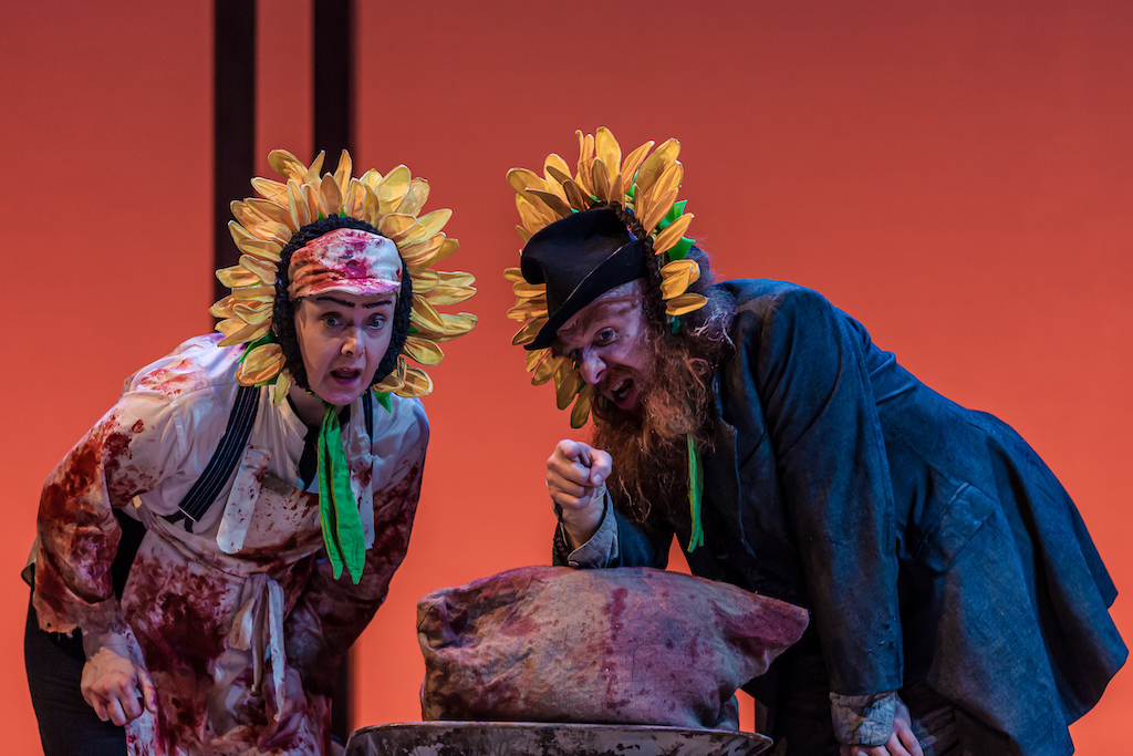 Mr Gum & The Dancing Bear at the National Theatre