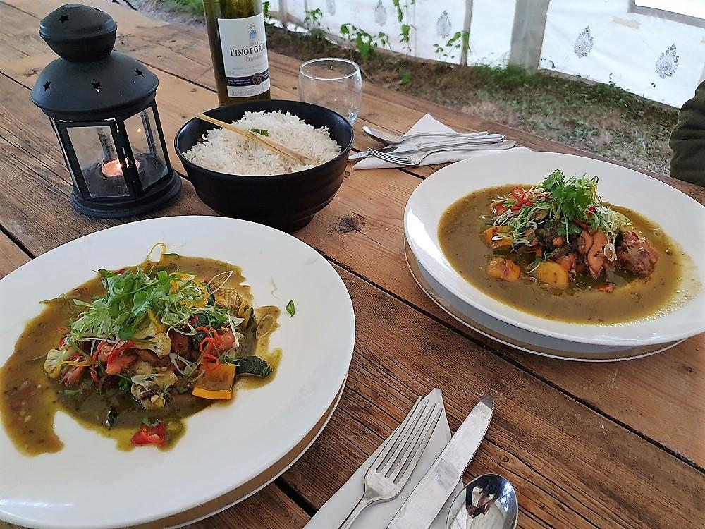Home-Farm-Glamping-Thai-Curry