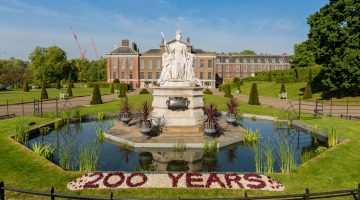 Kensington Palace Victoria 200 year anniversary