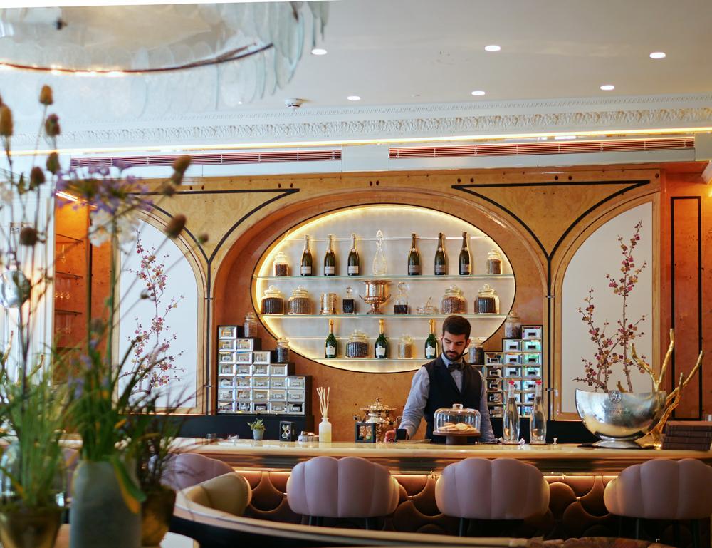 Lounge Belmond Cadogan