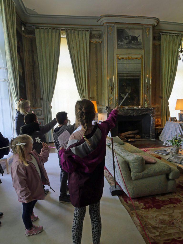 Magic Mirror - Chateau de Conde