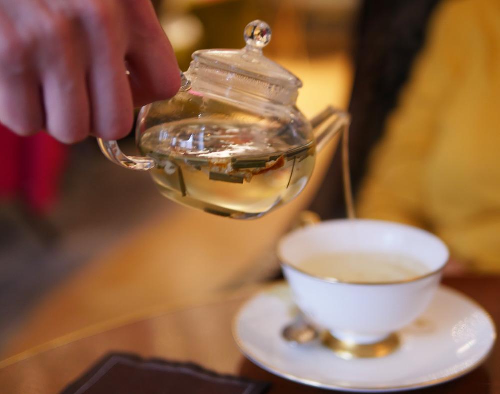 Mandarin Oriental Tisane