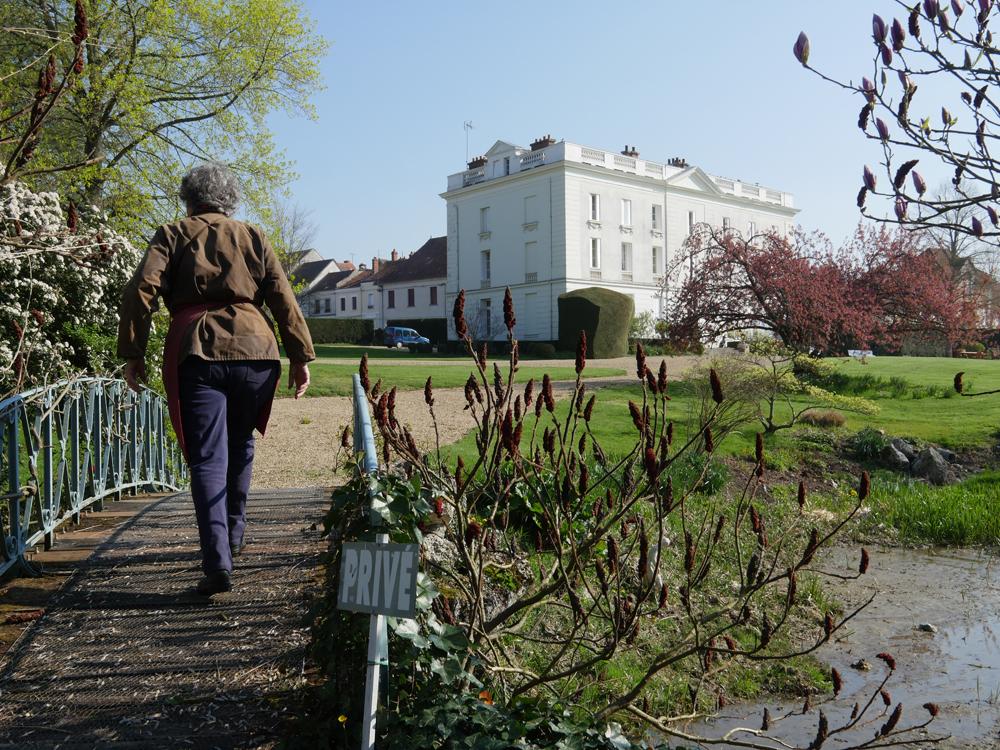 Owner Les Jardins de Viels Maisons