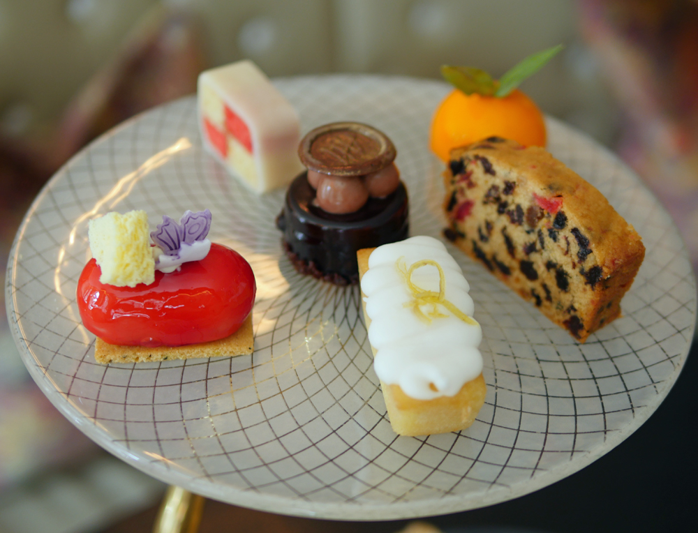 Patisserie and cakes - The Cadogan Afternoon Tea