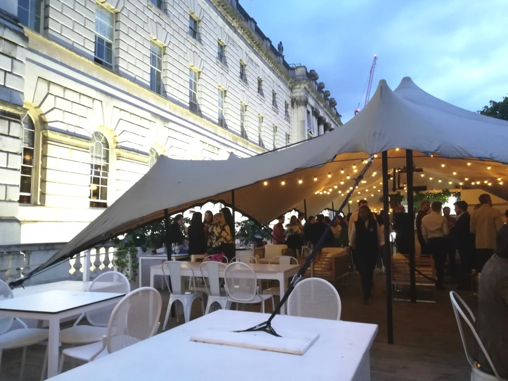 San Miguel Terrace at Somerset House