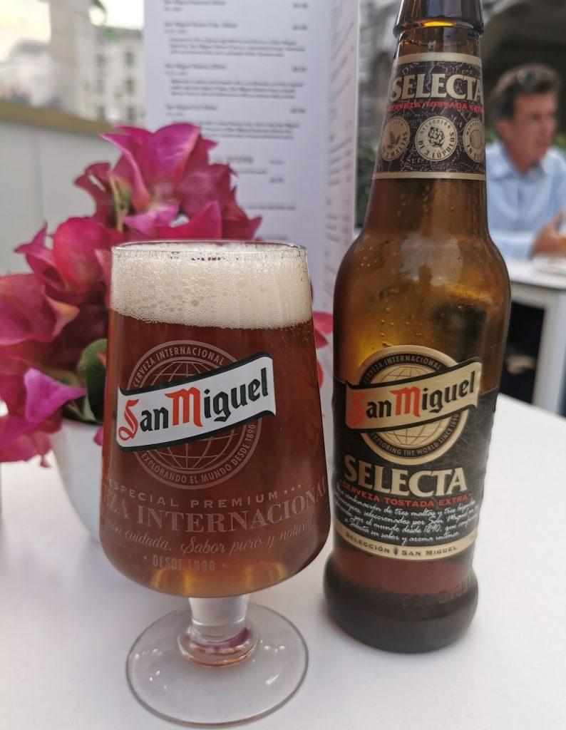 San Miguel - beer