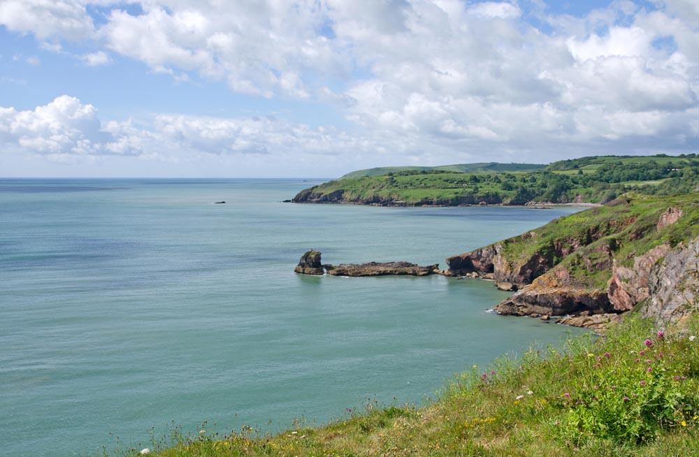 South Devon Coastal Path, Copyright Alex Graeme Unique Devon Tours