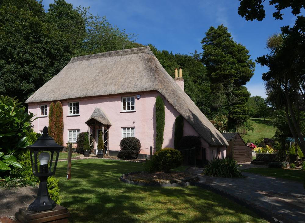 Thatched Cottage Cockington