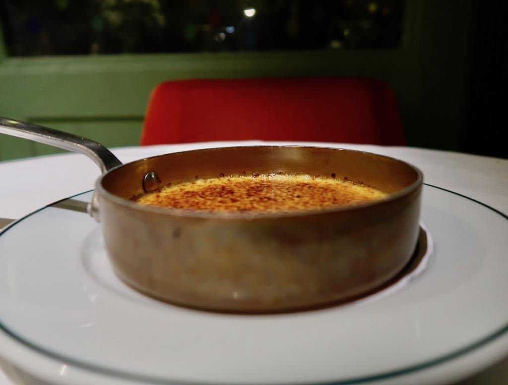 The Ivy Kensington Brasserie - Crème Brûlée