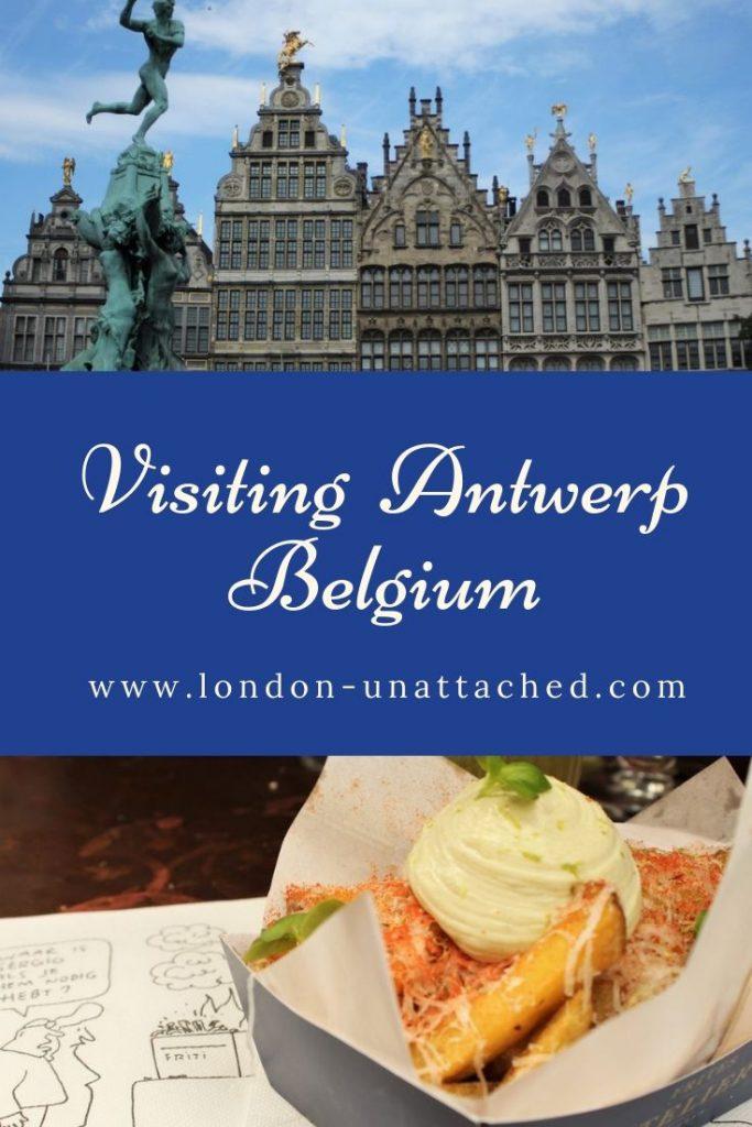 Visiting Antwerp Belgium - Atypical Antwerp