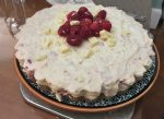 White Chocolate Cheesecake - Gluten Free
