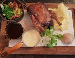 The Jugged Hare roasted grouse