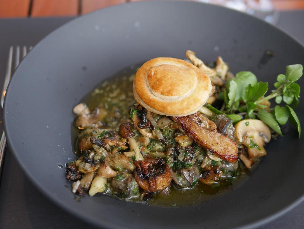 Brasserie Francois - Petit Gris Snails