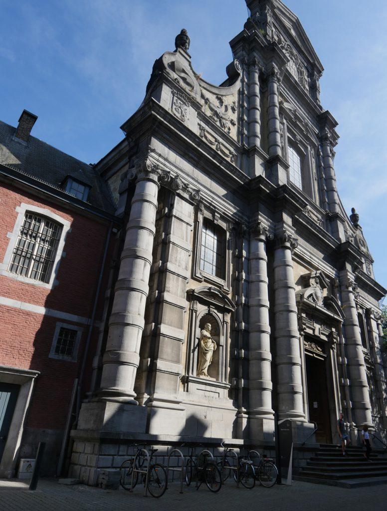 Eglise St Loup Exterior - Namur
