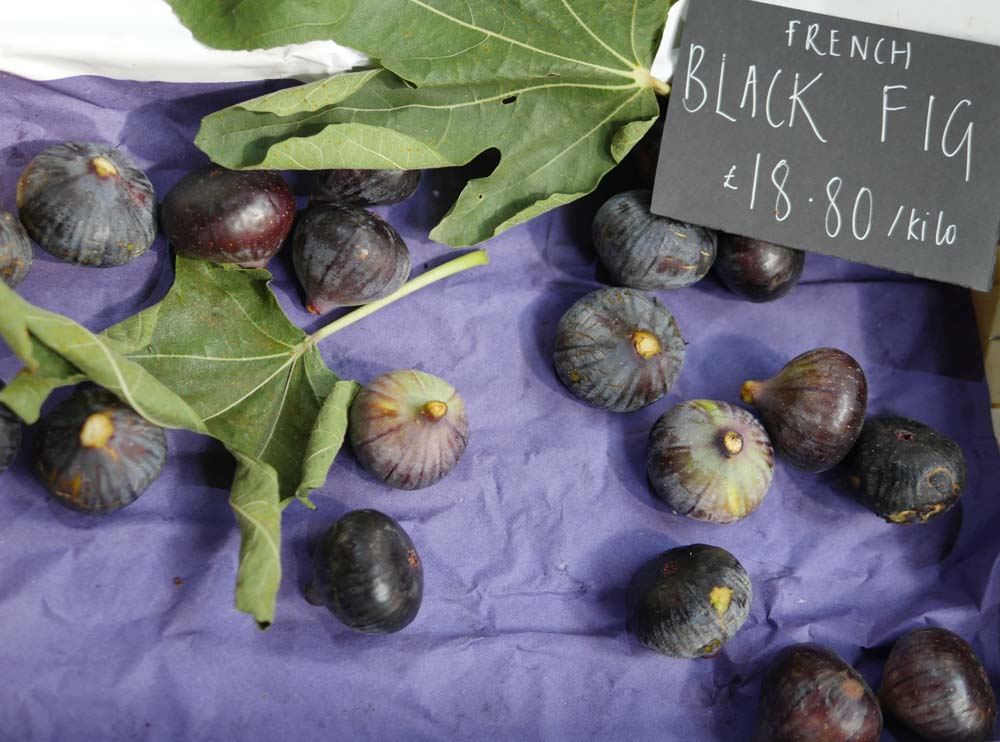 Figs Turnips Borough Maket