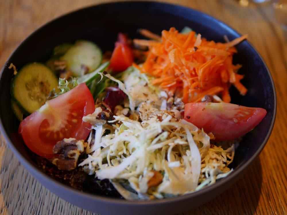 Grill, Les Tanneurs - Starter Salad