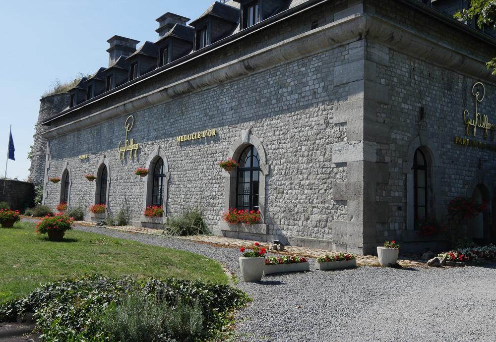 Guy Delforge - Citadel Namur