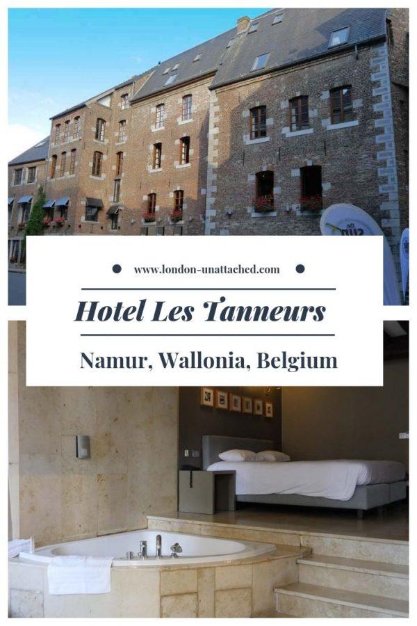 Hotel Les Tanneurs - Namur, Belgium