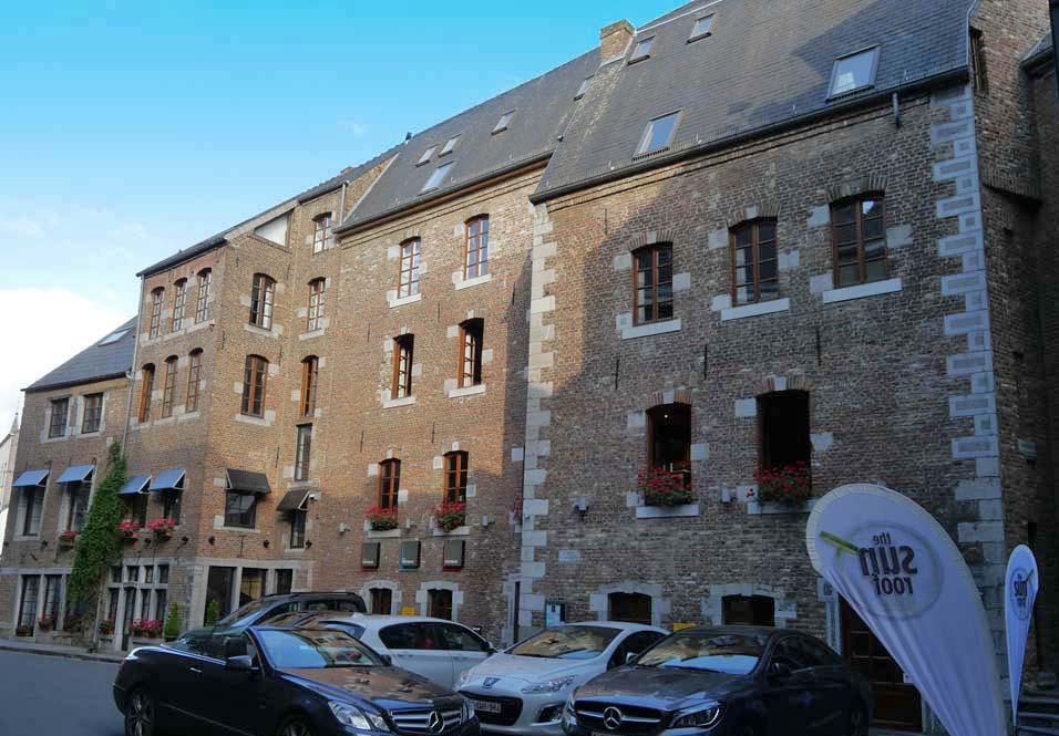Hotel Les Tanneurs de Namur exterior