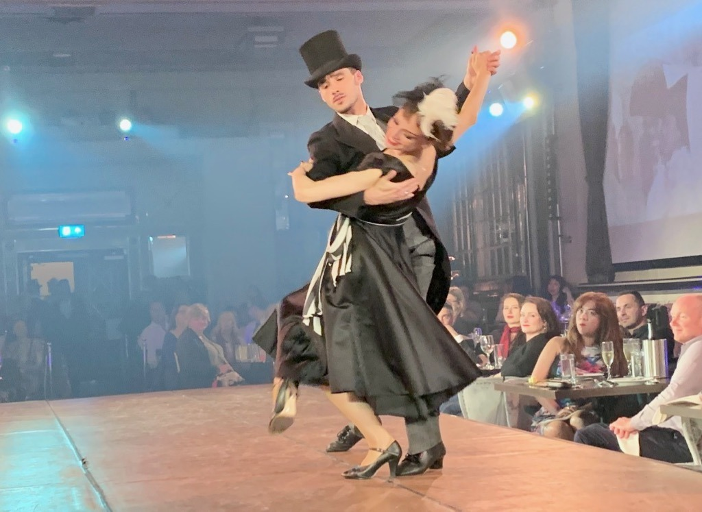 London Cabaret Club dancers 2
