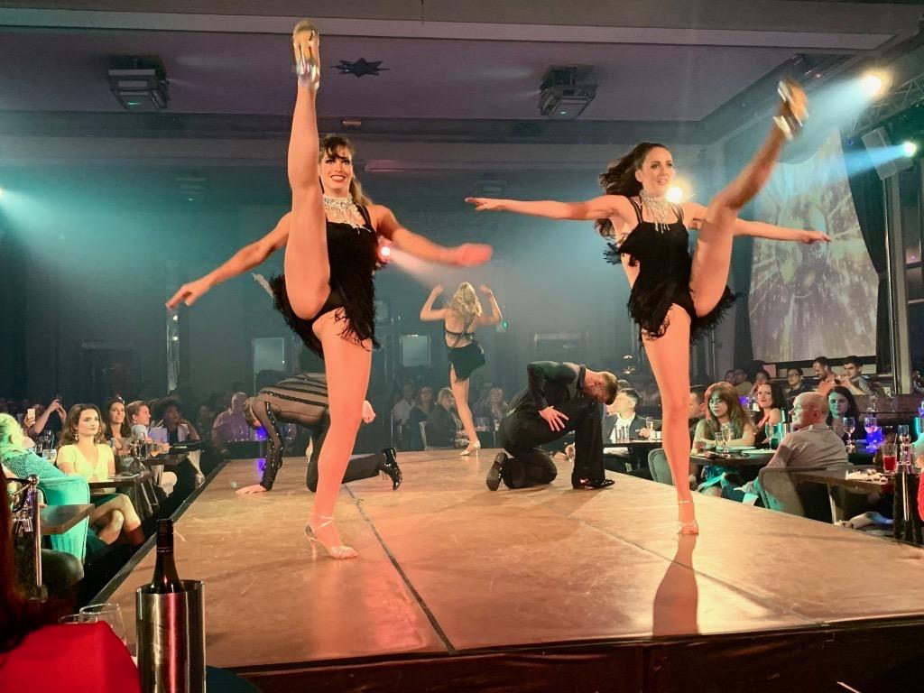 London Cabaret Club dancers 3