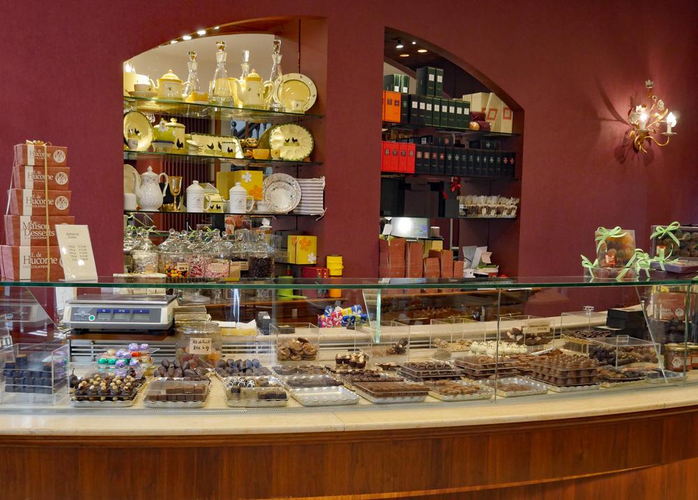 Maison des Dessert - handmade chocolates