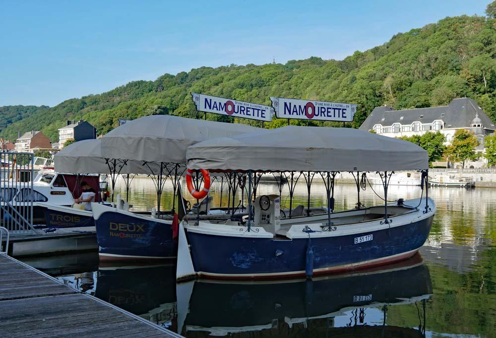 Namourettes - Namur Belgium