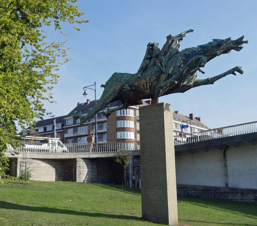 Namur - Bayard Horse