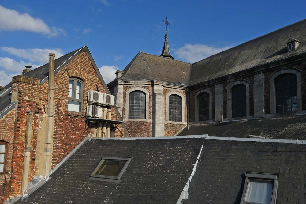 Rooftops of Namur Les Tanneurs Sun Bar