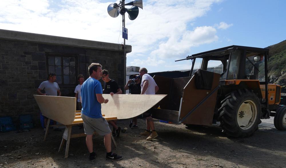 Sark Boat Race