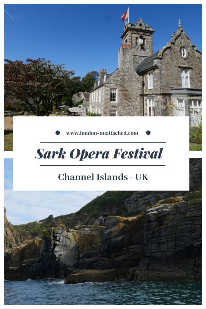 Sark - Channel Islands - Opera Festival