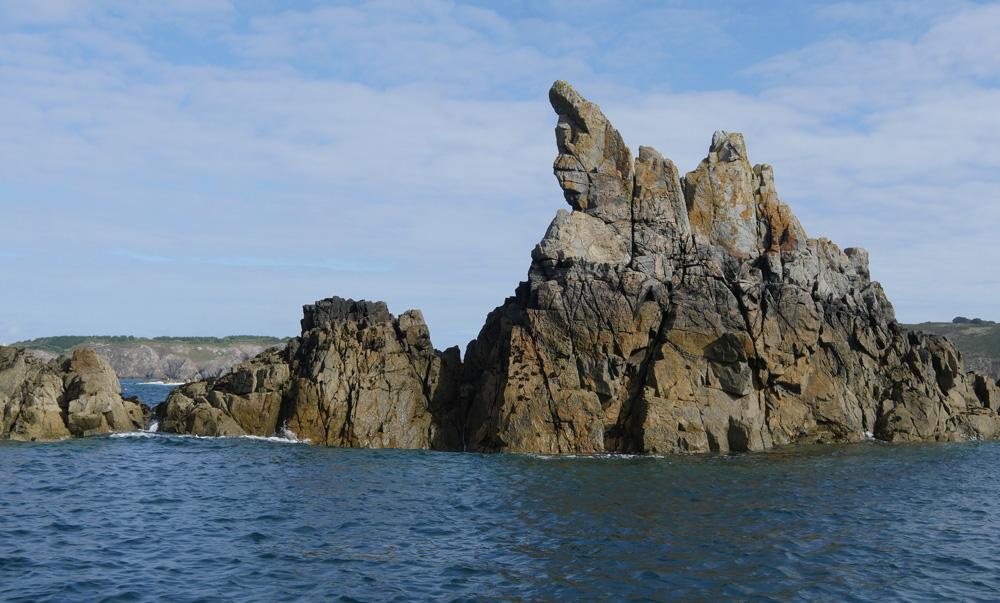 Sark Round the island tour