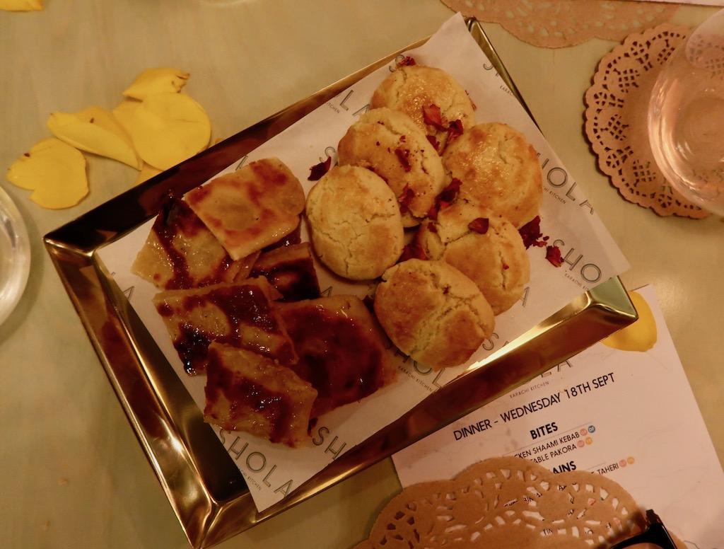 Shola - sweet desserts