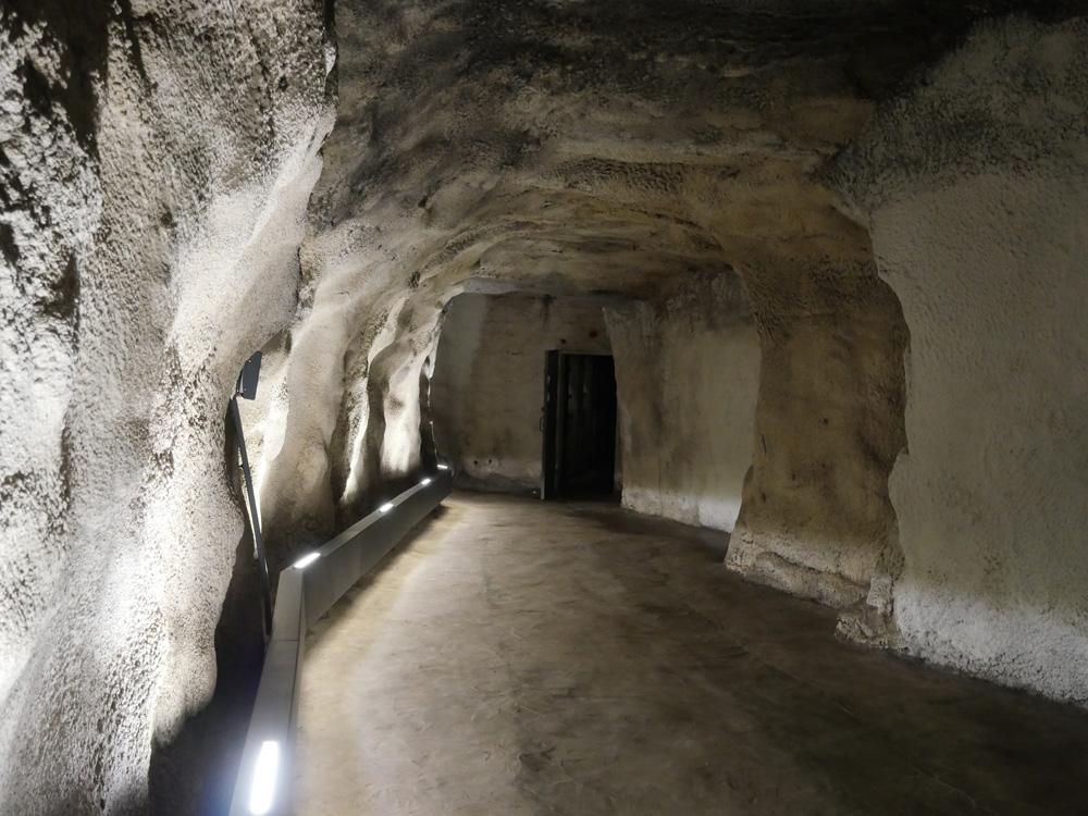 Tunnels Citadel Namur