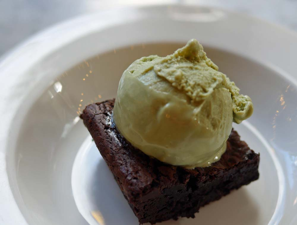 Vermuteria Chocolate Brownie