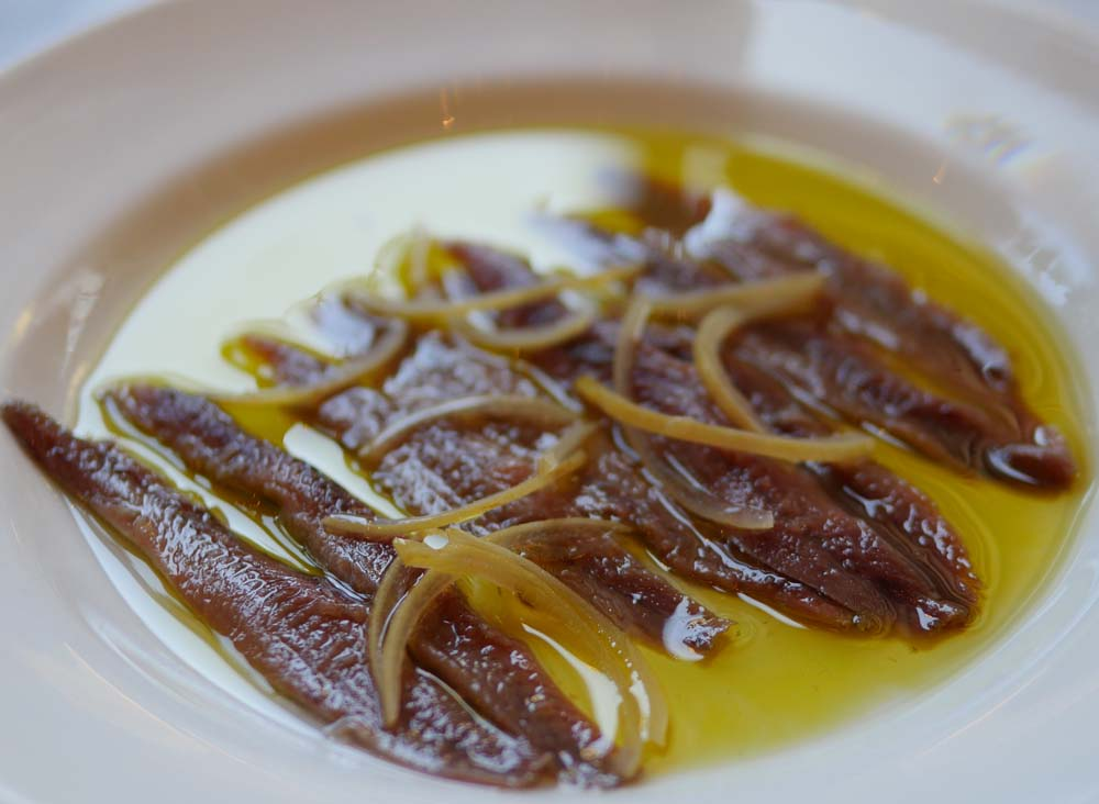 Vermuteria anchovies