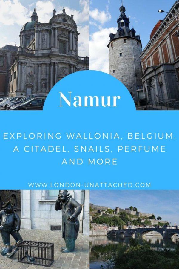 Visit Namur Belgium