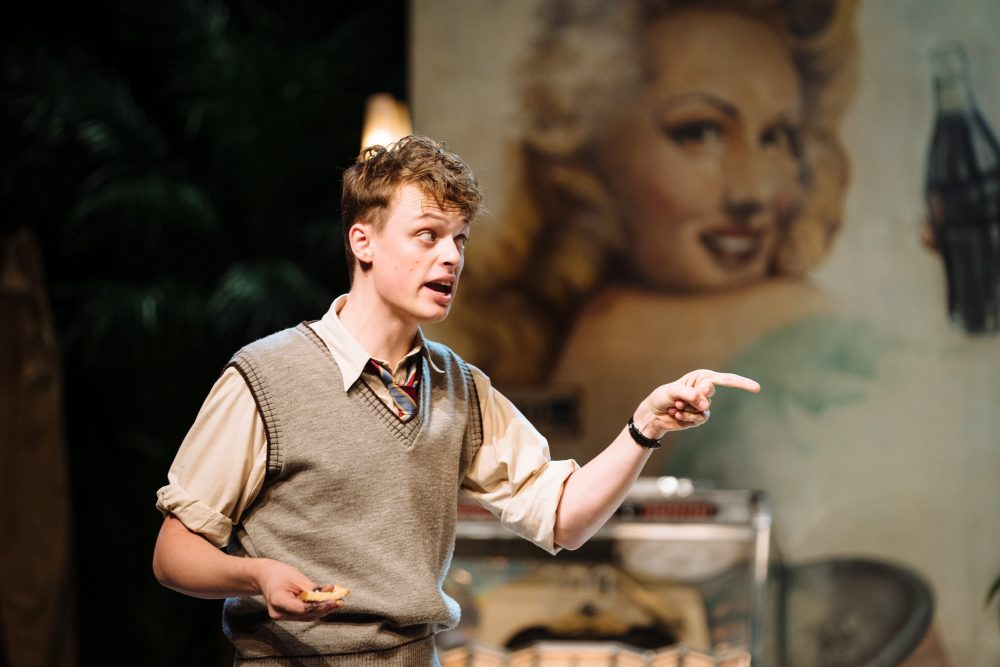 Anson Boon in Master Harold...and the boys (c) Helen Murray-min