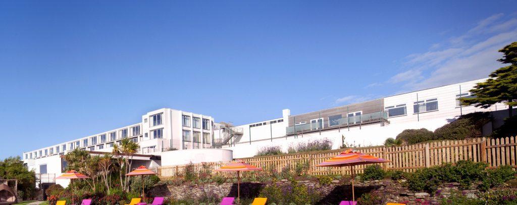 Bedruthan Hotel Mawgan Porth Cornwall