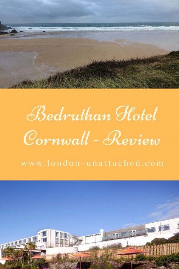 Bedruthan Hotel Cornwall - Review